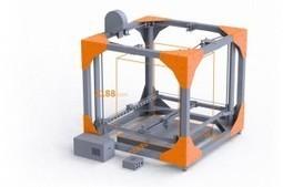 BigRep ONE Unveiled, Largest FDM 3D Printer Yet - 3DPrint.com | Architecture, design & algorithms | Scoop.it