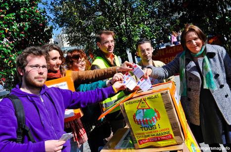 Notre Dame des Landes : les opposants angevins rendent leur carte d'électeur | Média Mieux | Scoop.it
