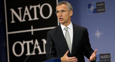 Le secrétaire général de l'Otan estime inopportun d'isoler la Russie | 694028 | Scoop.it
