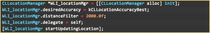 Get iPhone Location Information Using CoreLocation Framework | iPhone and iPad development | Scoop.it