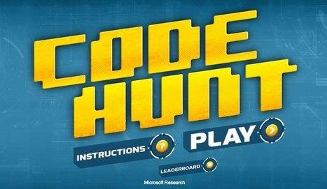 Code Hunt, un juego para aprender a programar de Microsoft | educacion-y-ntic | Scoop.it