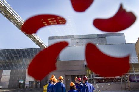 EDF et Londres confirment un accord pour construire deux EPR | Le groupe EDF | Scoop.it