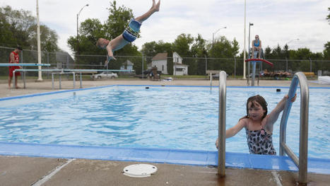 Group working on fundraising, planning for 2016 renovation of East Grand Forks Swimming Pool | Superior Pool Services | Scoop.it