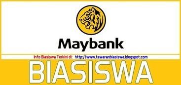Tawaran Biasiswa Maybank (Dalam dan Luar Negara) 2016 | JomStadi | Scoop.it