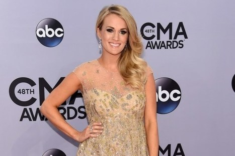 Carrie Underwood's Best CMA Awards Looks [PICTURES] | Country Music Today | Scoop.it