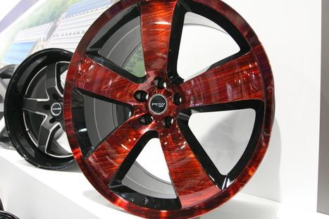 Wood Wheel Coating Design   Roues du siècle 21 - Wheels of the 21th century - عجلات من 21 القرن - Räder von 21 Jahrhundert - ruedas del siglo 21 - ruote di 21 secolo - gembong saka 21 abad -  21世纪车轮 - 21世紀の車輪 -  колеса 21 века   Scoop.it