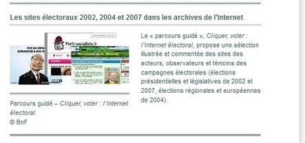 La campagne électorale de la BnF | enssib | BiblioLivre | Scoop.it