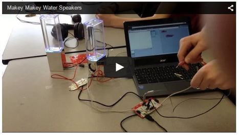 What Can You Invent? Exploring the Makey Makey in Grade 7 & 8 - Brian Aspinall | iPads in Education | Scoop.it