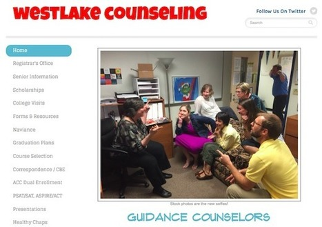 13+ Tips & Resources for Busy Counselors | iPad Recommended Educational App Lists | Scoop.it