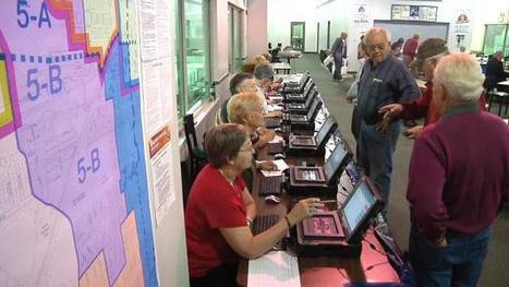 Computer Problems Slow Voting in Minot - KXNet.com | Tech News and Interesting Tech Insights | Scoop.it