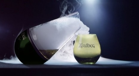 Ardbeg conjures up 'drinkable cloud' | e-Vin & e-Wine | Scoop.it