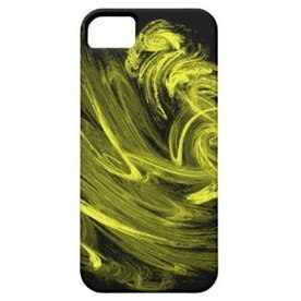 Yellow Smoke Fractal iPhone 5 Cover | iPhone Cases | Scoop.it