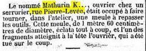 Oh mes Aieux...: K comme Mathurin K... | Genéalogie | Scoop.it
