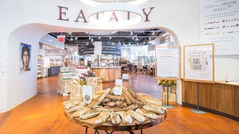 How Did Eataly Become a Global Italian Food Superpower? | Hospitality Hub | Scoop.it