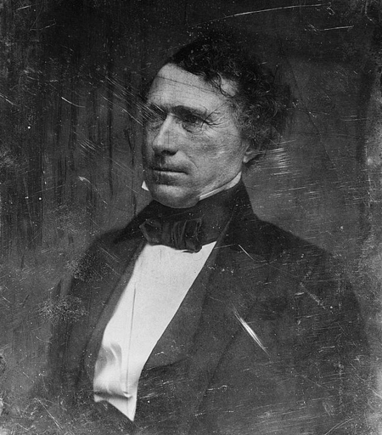 Today in History: Franklin Pierce - TPS-Barat Primary Source Nexus | Teaching and Learning with Primary Sources | Scoop.it