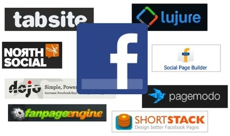 The 8 Facebook Fan Page Design & Custom Tab Apps you've been looking for | social media news | Scoop.it