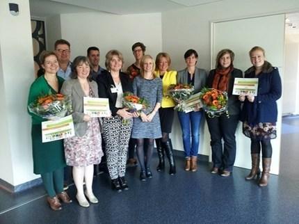 Ziekenhuizen krijgen oorkonde van patiënten   Gazet van Turnhout   Scoop.it