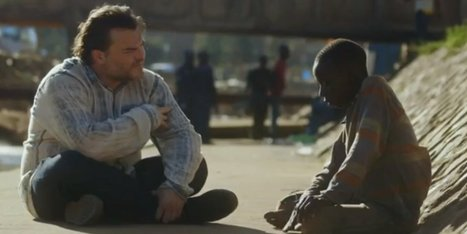 Jack Black Breaks Down Meeting Homeless Ugandan Boy Who Just Wants An Education   SocialAction2015   Scoop.it