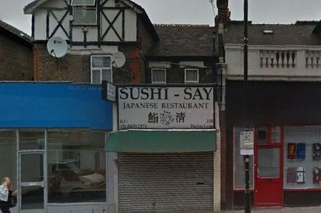 Family-run Sushi eatery in Willesden is named London's fourth best restaurant - getwestlondon   Willesden Green Town   Scoop.it