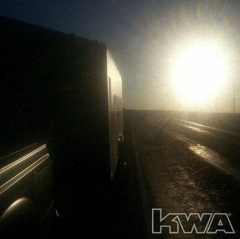KWA's BIG BLACK RIG is on the road again!...to BROKEN HOME! | Thumpy's 3D House of Airsoft™ @ Scoop.it | Scoop.it
