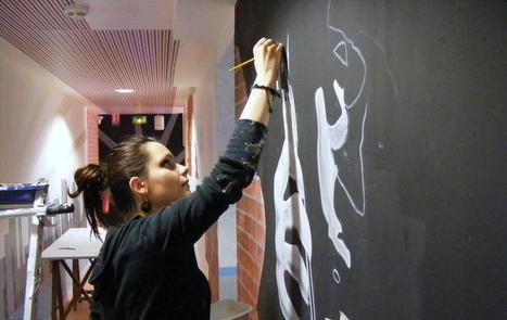 Créteil : découvrez les métiers de la peinture au CFA   Commerce, artisanat, métiers d'art   Scoop.it