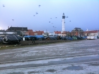 Calais, une fenêtre sur la Syrie  - France Culture, Sur les docks, 30 avril 2014   Radio et immigration   Scoop.it