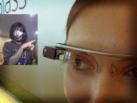 Google Glass Sponsorship Bodes Ill for New Museum - Hyperallergic | Digital Museums | Scoop.it