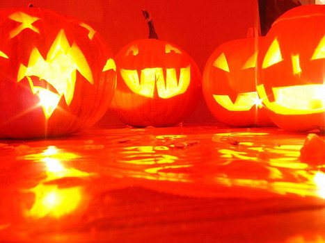 Halloween Got Your Teeth Looking Yellow? | Health and Medical Services | Scoop.it