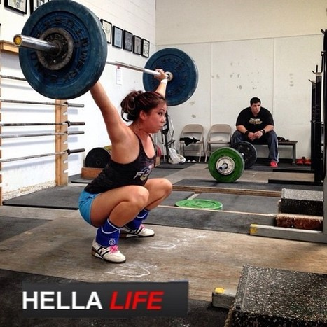 Trigger Point Mobility For Overhead Squats - | fitness apparel and crossfit gear | Scoop.it