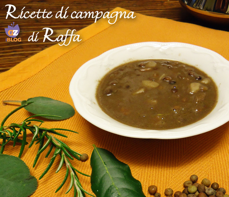 The Rare Le Marche Roveja soup | Le Marche and Food | Scoop.it
