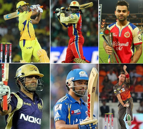 Who will be Game Changer in IPL2014 | Asia Cup Schedule - 2014, ipl 2014, t20-world-cup-2014 | Scoop.it