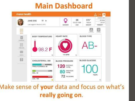 Can making data beautiful engage patients and boost health literacy? | HIT Blogger | Scoop.it