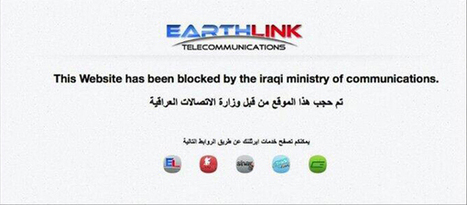 Iraq Blocks Social Sites After Extremists 'Thank God' for Twitter | Digital-News on Scoop.it today | Scoop.it