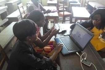 Yaoundé, une fabrique de ressources éducatives libres | Innovation sociale | Scoop.it