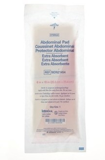 Get Medline Sterile Abdominal (ABD) Pads Online at Magic Medical | Adult Diapers | Magic Medical | Scoop.it