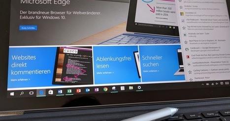 Web2-Unterricht: Edge – der Helfer für meine Unterrichtsvorbereitung | Schule | Scoop.it