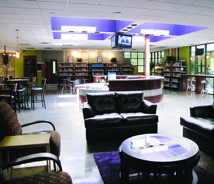 School library redo goes high-tech - Monitor Online | School Library Advocacy | Scoop.it