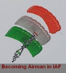 Becoming Airman in Indian Airforce Group X & Y Trades | AFCATExam.com | AFCAT Exam | Scoop.it