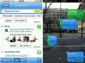Application Nomao: E-réputation et réalité augmentée | Hotel eReputation | Scoop.it