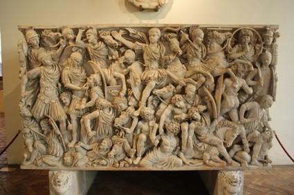 Roman Sarcophagus | Ancient History | Scoop.it
