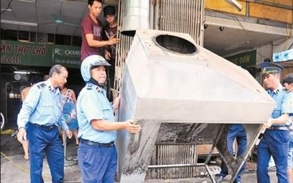 Nhandan newspaper - Vietnamese version - Khắc phục những hành vi xấu trong sinh hoạt đô thị   Đô thị blog   Scoop.it