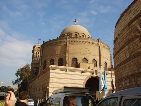 The Church of Saint Sergio & Bacchus | Explore Egypt Travel | Scoop.it