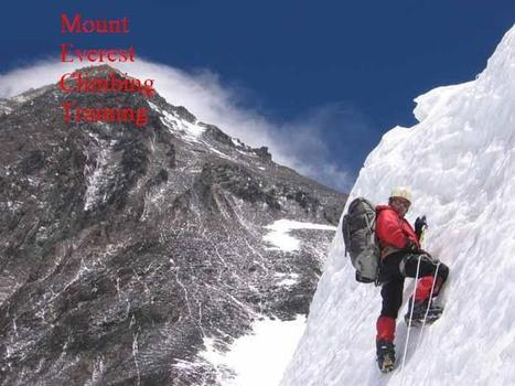 Climbing Tips for Mount Everest Expeditions   Travel Tour Guide   Scoop.it
