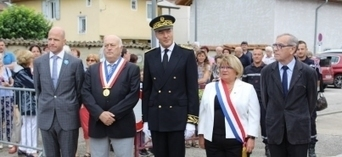 La place Bleuet de France a été inaugurée | Revue de presse Joelle Huillier | Scoop.it