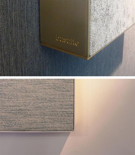 Des enceintes murales personnalisables chez Basalte | Multiroom audio & video | Scoop.it