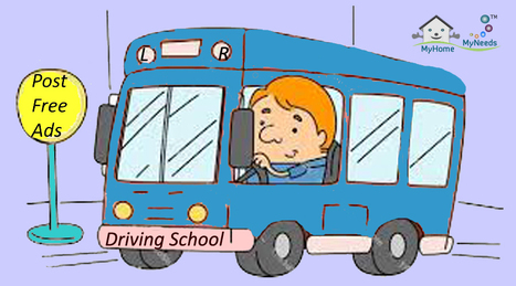 Driving Schools in Chennai - Myhome-myneeds.com | MyHome-MyNeeds.com - Home Needs in India-Classified Ads free | Scoop.it