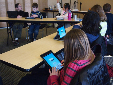 10 iPad competitors for school tech budgets | iPads, MakerEd and More  in Education | Scoop.it
