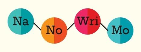 Es viernes: ¿Cómo escribir una novela en un mes?   Maestros del Web   educacion, tecnología y catequesis   Scoop.it
