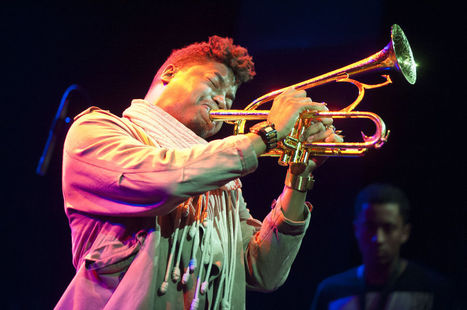 Christian Scott, la trompeta del segle XXI (Barcelona, 25-11-2012) | JAZZ I FOTOGRAFIA | Scoop.it