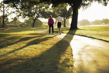 Easing Brain Fatigue With a Walk in the Park | Mediocre Me | Scoop.it